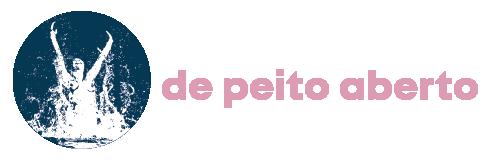 De Peito Aberto Logo